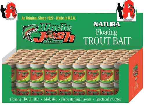 UNCLE JOSH TROUT BAIT NATURA Das Original
